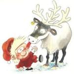 Fräck rolig juldikt